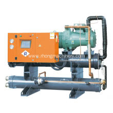 Double and screw type comperssor water chillers RCMC-WD